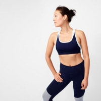 J.crewNew Balance for J.Crew colorblock sports bra