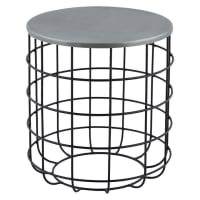 J. Elliot HomeAntique Wire Side Table