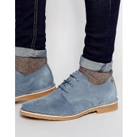 Jack & JonesGobi Suede Shoes - Blue