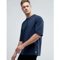 Jack & JonesOriginals T-Shirt In Boxy Fit - Brown