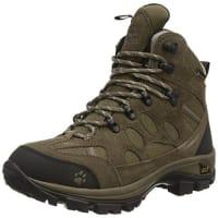 Jack WolfskinALL TERRAIN 7 TEXAPORE MID W - Scarponi da trekking ed escursionismo Donna, Marrone (beige), 39