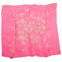 Jane CarrPre-Owned - Pink Silk Scarf