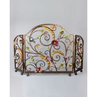 Jay StrongwaterVincente Fireplace Screen