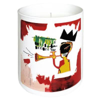 Jean-Michel BasquiatPerfumed Candle