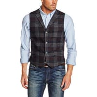 Joe BrownsHerren Anzugweste Remarkable Check Waistcoat