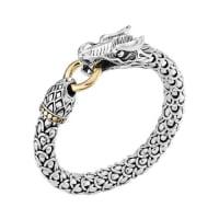 John HardyLarge Dragon Bracelet