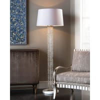 John-RichardCascading Crystal Waterfall Floor Lamp