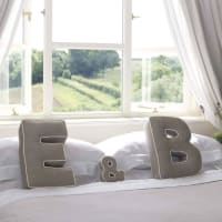 Jonnys SisterLinen Love Letter Cushion