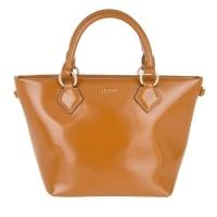 JoopJoop! Tasche - Helena Handbag Mini Polish Cognac - in cognac - Henkeltasche für Damen