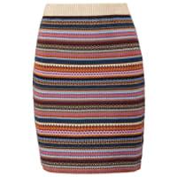 JumperfabrikenTULISA Minifalda multicolor