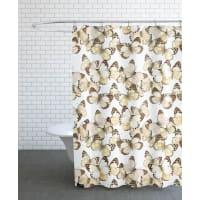 JuniqeButterflies-Duschvorhang