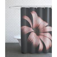 JuniqeDusty Pink-Duschvorhang