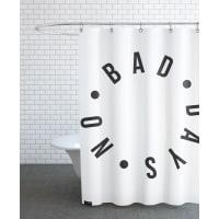 JuniqeNo Bad Days-Duschvorhang