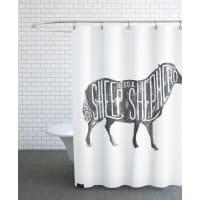 JuniqeSheep Need A Shepherd-Duschvorhang