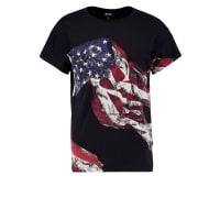 Just CavalliTshirt print black