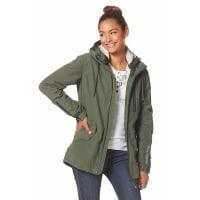 KangaroosParka 3-in-1-Jacke, grün, Normalgrößen, khaki