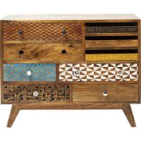Kare DesignSoleil dressoir 9 lades bruin - Kare Design