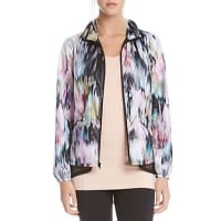 Karen KaneActive Abstract Floral Print Jacket