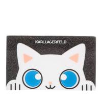 Karl LagerfeldTasche - Choupette Minaudiere Clutch Black - in schwarz - Abendtasche für Damen