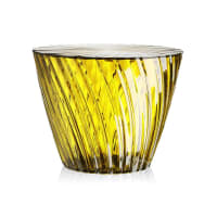 KartellSparkle Side Table - Honey