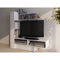 Venta-Unica.comMueble de TV KABELLO con compartimentos - Blanco