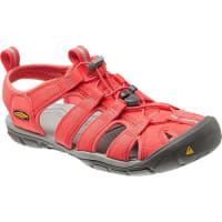 KeenWs Clearwater CNX Hot Coral/Drizzle US 9,5 (EU 40) Sandaler