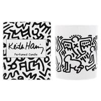 Keith HaringPerfumed CandleWhite & Black