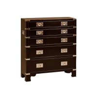 KennedyMilitary Tall Chest