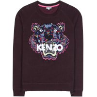 KenzoEmbroidered cotton sweater