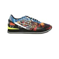 KenzoBunte Sneaker Running Crazy one