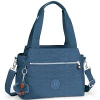 KiplingBasic Elysa Schultertasche 28,5 cm blau