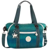 KiplingBasic Plus Art S Handtasche 44 cm blau