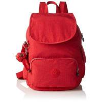 KiplingCITY PACK S Damen Rucksackhandtaschen 27x33.5x19 cm (B x H x T), Rot (35J Vibrant Red)