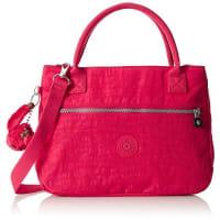 KiplingSevrine, Borse a Tracolla Donna, Rosso (Flamboyant Pink G46), 22.5x32x11.5 cm (B X H X T)