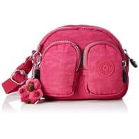 KiplingKalipe, Borsa a Tracolla Donna, Rosa (REF34R Pink Berry), 16.5x13.5x6 cm (B X H X T)