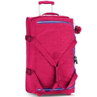 KiplingTravel Teagan 2-Rollen Reisetasche pink