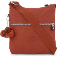 KiplingZamor Nylon Shoulder Bag, Womens, Red Rust