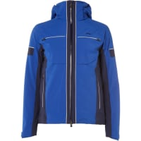 KjusDownforce Hooded Ski Jacket - Blue