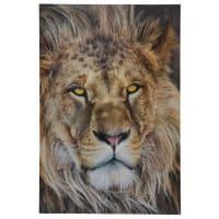 KomarGrote wandposter Lion