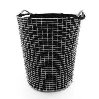 Korbolaundry bag black 80 l