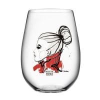 Kosta BodaAll about you glass 2-pakk want you (rød)
