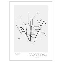 KreativitumUnderground poster Barcelona