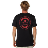 KustomClassic Sea Shepherd Mens Tee Black