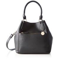 L.CrediWomens Patricia Top-handle Bag