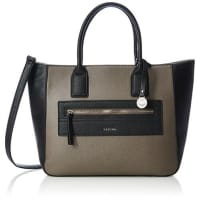 L.CrediWomens Venedig Top-handle Bag