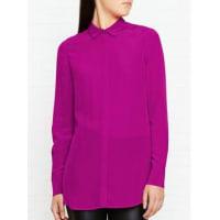 L.k. BennettAma Silk Blouse - Pink, Size 12