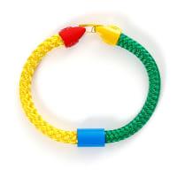 L4K3Bracciale L4k3 Toy Bicolore