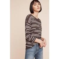 La Fée VerteSidereel Striped Pullover