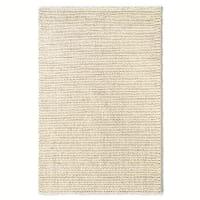 La Redoute InterieursTeppich Diano, Strick aus reiner Wolle
