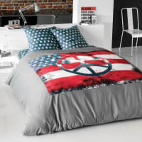 La Redoute InterieursBettbezug US Flag